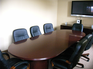 Business Conference Table Image