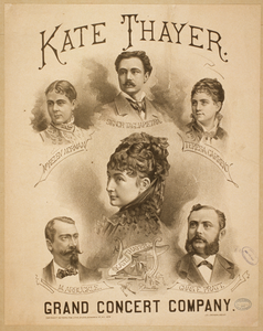 Kate Thayer Grand Concert Company Image