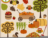 Clipart Fall Mums Image