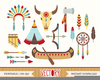 Free Clipart American Indian Image