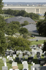 A View Of The Pentagon From Arlington National Cemetery. Image