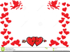 Free Valentine Cupid Clipart Image