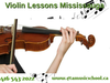 Violin Music Lesson Mississauga Image