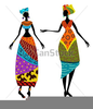 Beautiful Indian Woman Clipart Image