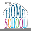 Free Clipart Old School House Image