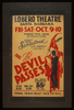 The Devil Passes  Federal Road Show Attraction : Direct From Sensational Los Angeles Run. Image
