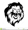 Baby Lion Clipart Image
