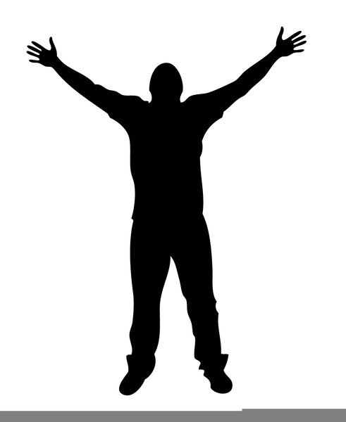 Man Cross Shadow Clipart | Free Images at Clker.com ...