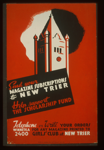 Send Your Magazine Subscriptions To New Trier Help Support The Scholarship Fund. Image
