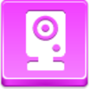 Free Pink Button Webcam Image