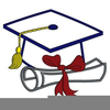 Free Cliparts Of Graduation Caps Image