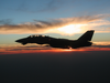 F-14d Conducts A Combat Mission In Support Of Operation Southern Watch Image