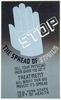Stop The Spread Of Syphilis Tell Your Physician From Whom You Got It : Treatment Will Benefit Them And Prevent It S [sic] Spread. Image