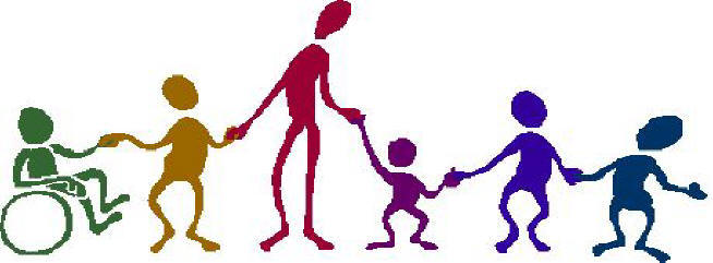 Clip Art People Holding Hands I Free Images At Clker Com