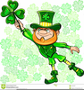 Free Saint Patricks Day Clipart Image