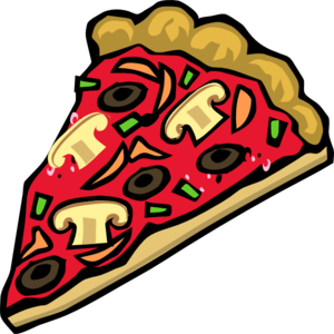 veggie pizza clip art at clker com vector clip art online royalty rh clker com clip art pizza slice clipart pizza toppings