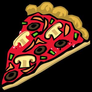 veggie pizza clip art at clker com vector clip art online royalty rh clker com pizza clip art vector pizza clip art free