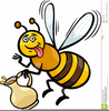 Animated Bee Clipart Free Honey Image