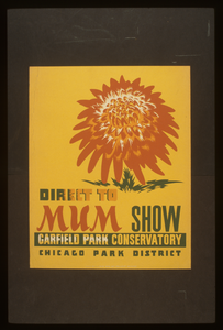 Direct To Mum Show, Garfield Park Conservatory  / Whitley. Image
