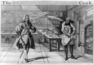 The Duke Of N- - -tle And His Cook Image