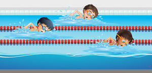 Free Cartoon Swimming Pool Clipart | Free Images at Clker ...