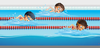 Free Cartoon Swimming Pool Clipart Image