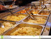 Clipart Food Buffet Image