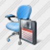 Icon Office Chair Save Image