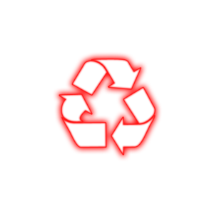 Recycle Bin Red Image