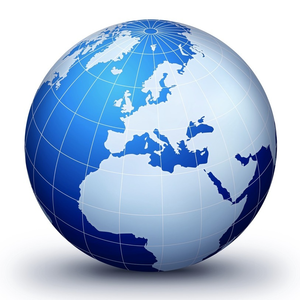 World Globe Image