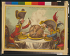 The Plumb-pudding In Danger, Or, State Epicures Taking Un Petit Souper ...  / Js. Gillray, Inv. & Fecit. Image
