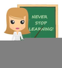 Clipart Teaching Assistant Image