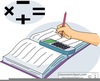 Clipart Of Math Problems Image