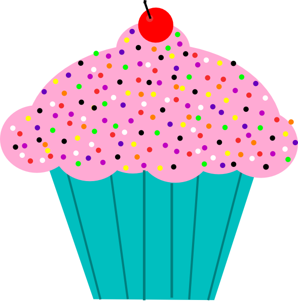 Cupcake Animated Images : Animated images of cupcakes - Imagui