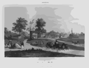 Saratoga. Highrock-iodine And Empire Springs Clip Art