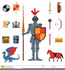 Medieval Knights Clipart Free Image