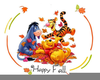 Eeyore Thanksgiving Wallpaper Image