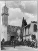 Palestine - Jerusalem. General Allenby S Entrance Into Jerusalem Image