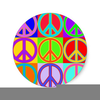 Free Clipart Of Peace Signs Image
