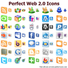 Perfect Web 2.0 Icons Image