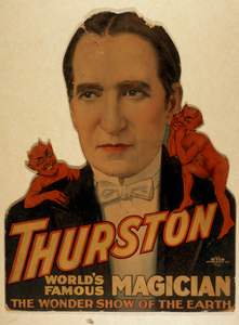 Thurston, World S Famous Magician The Wonder Show Of The Earth. Image