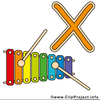 Clipart Xylophone Image