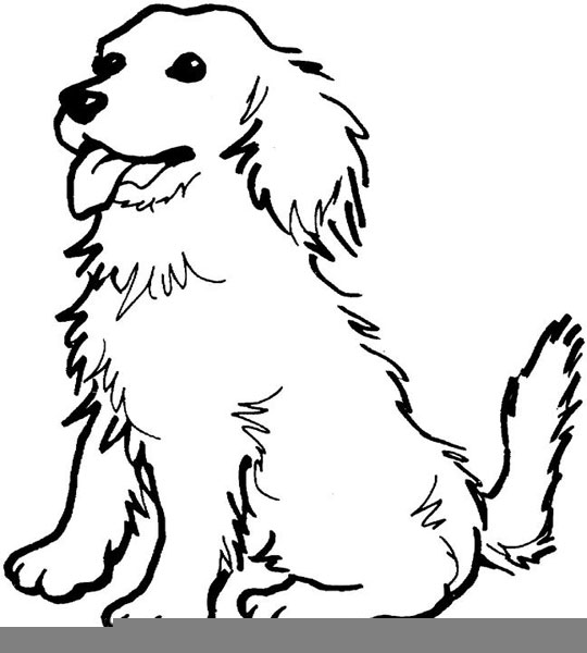 St Bernard Running Clipart Free Images At Clker Com