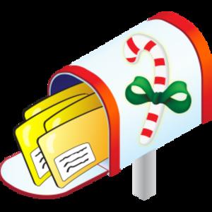 christmas mailbox free images at clker com vector clip art rh clker com
