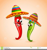 Mexican Chili Pepper Clipart Image