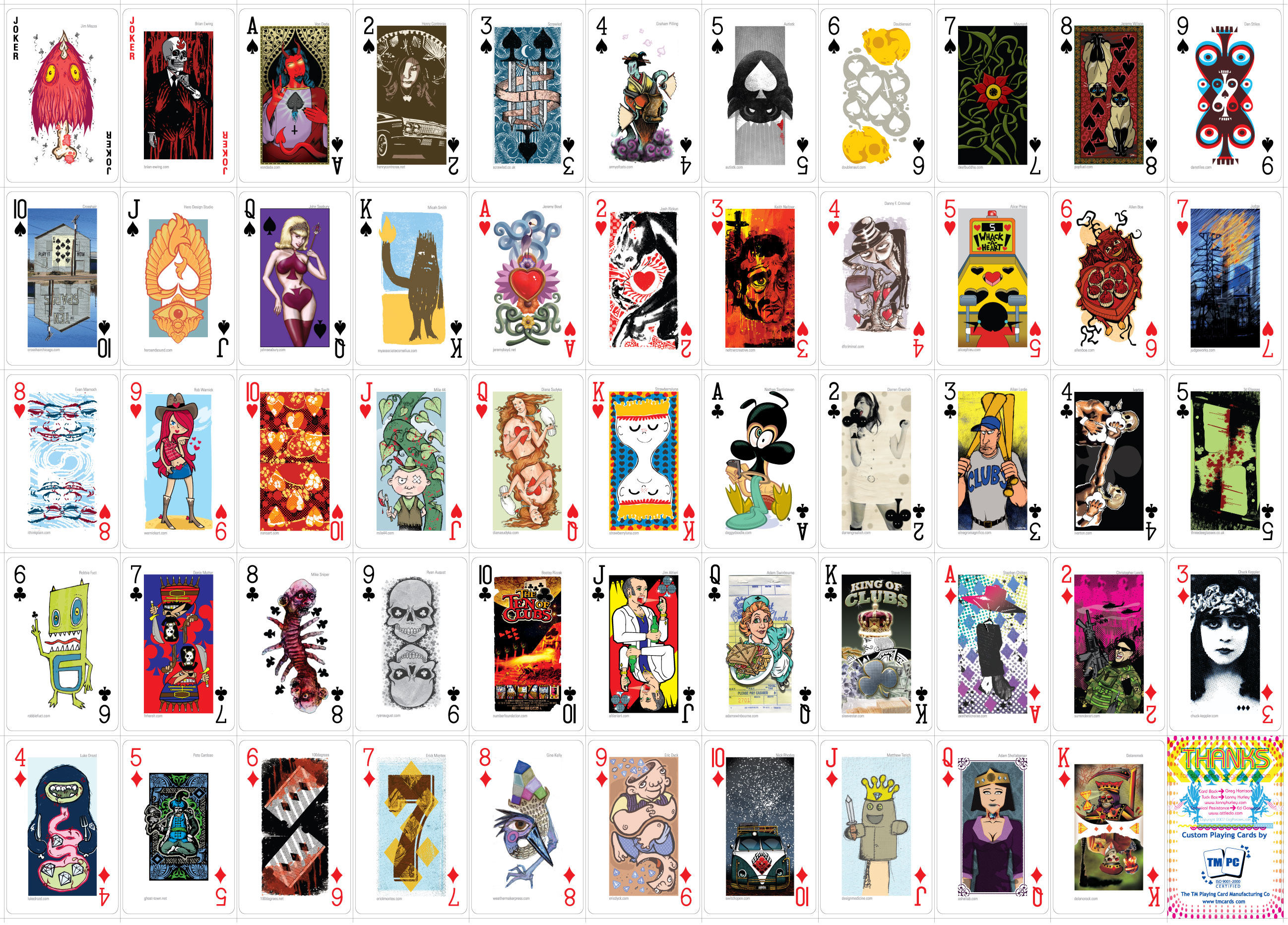 Playing Cards | Free Images at Clker.com - vector clip art