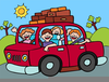 Car Cartoon Clipart Free Image