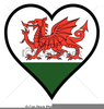 Welsh Dragon Clipart Image
