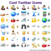 Cool Toolbar Icons Image