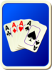 Hand Of Aces Clip Art